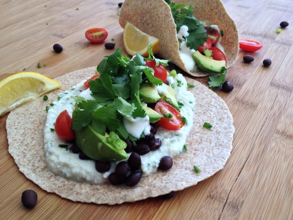 tacos-vege-haricots-noir-ricotta-3
