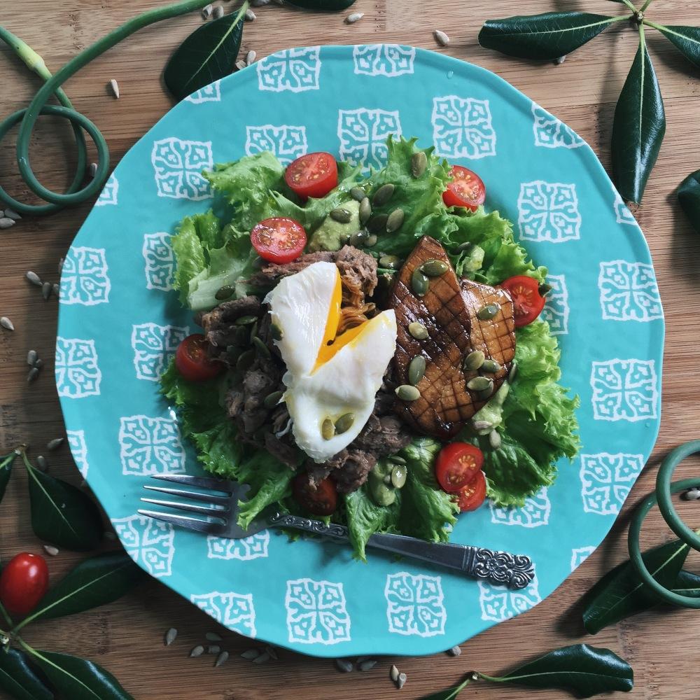 salade-canard-oeuf