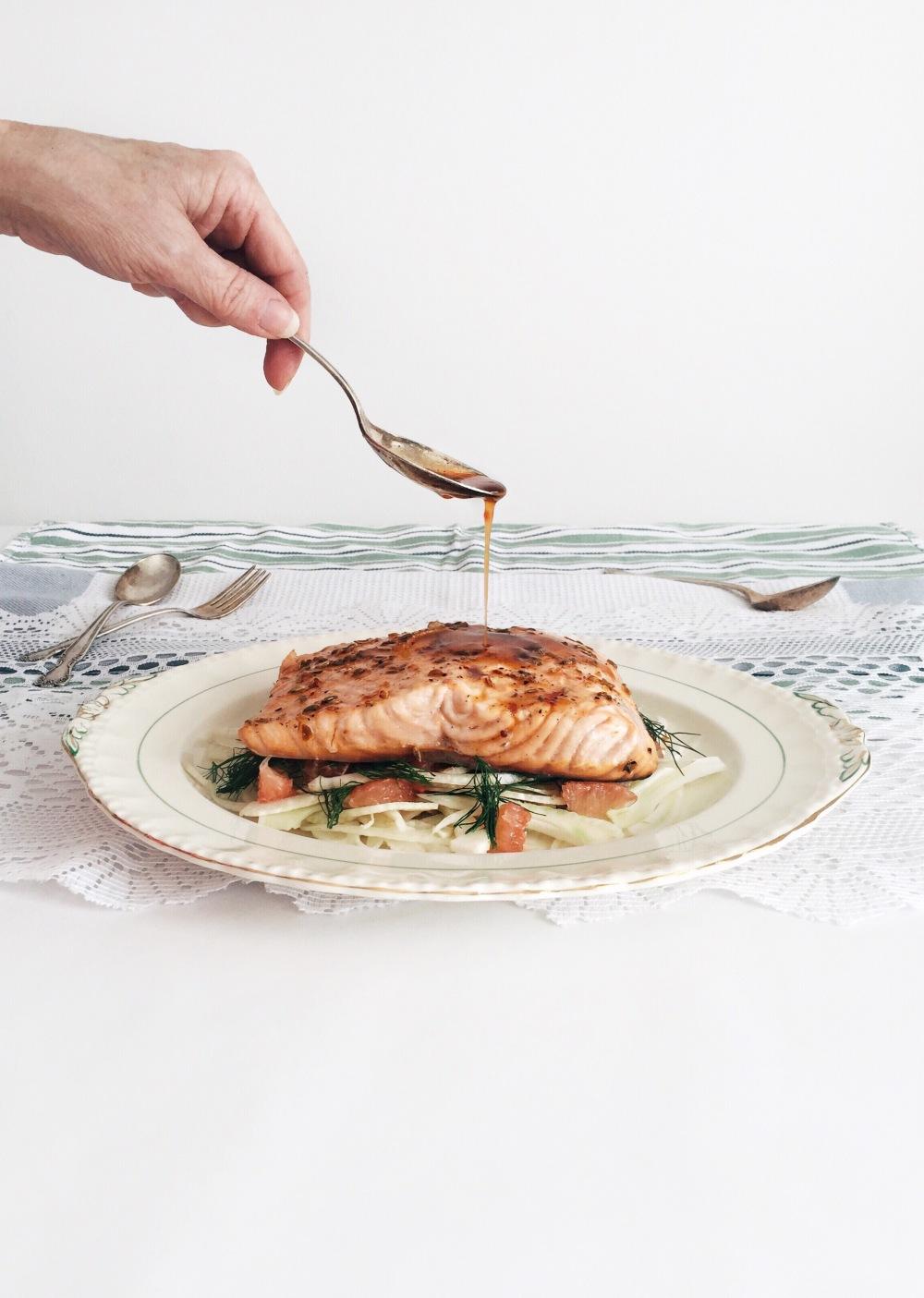 poisson-laque-erable