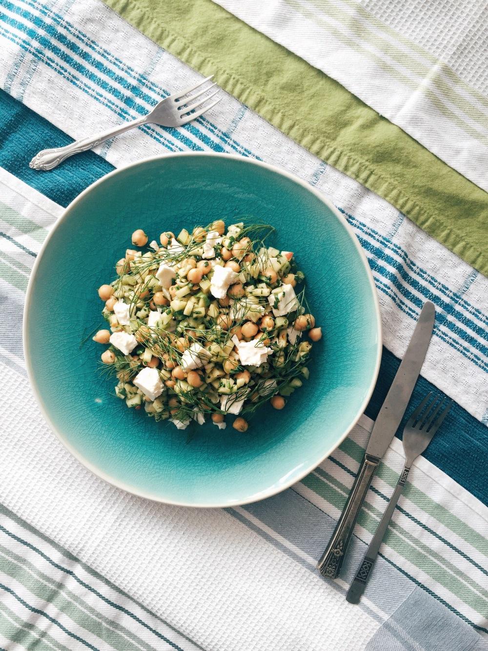 salade-pois-chiche