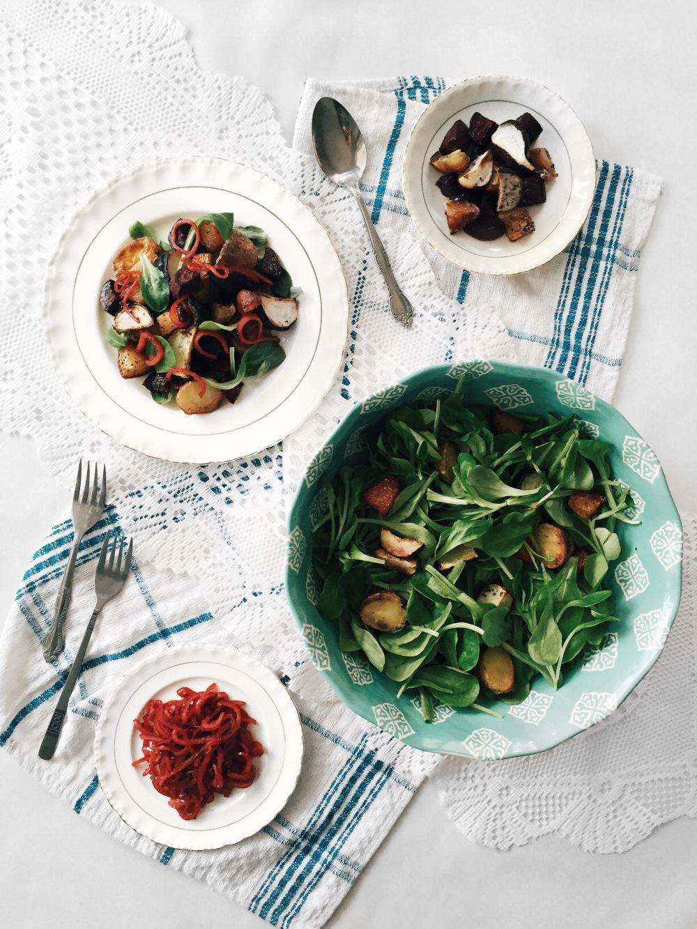 salade-patate-betterave-radis-oignons-marines